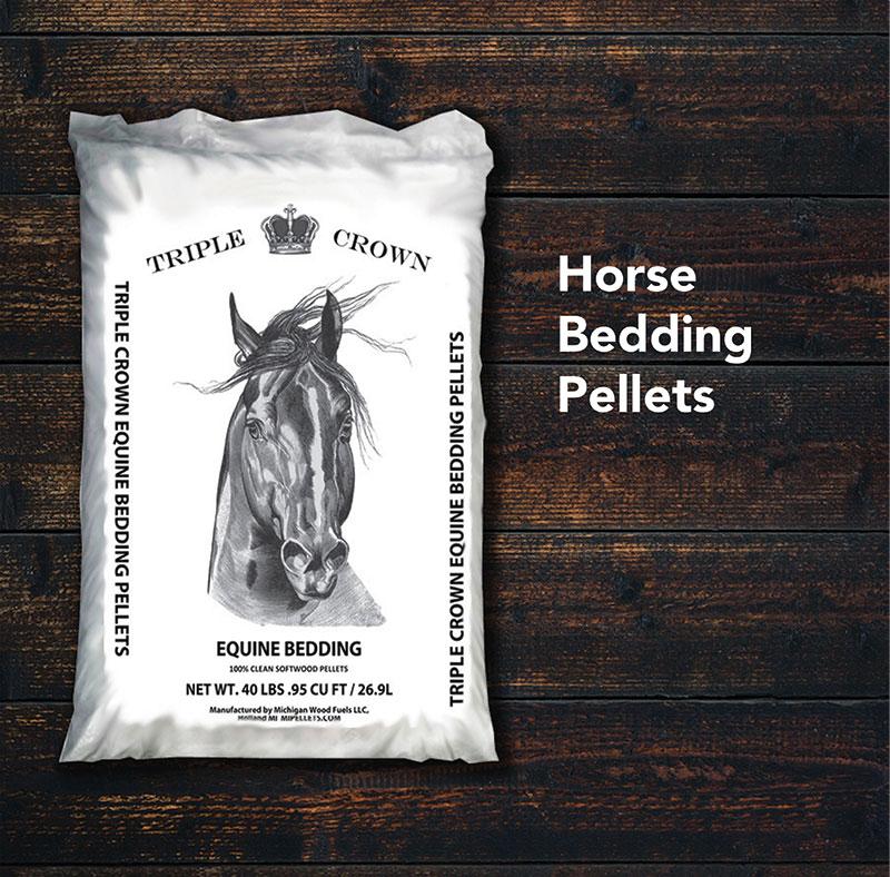 Horse Bedding Pellets