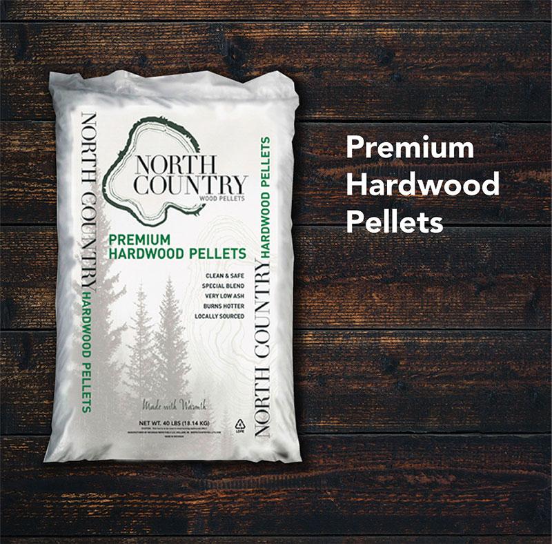 Premium Hardwood Pellets